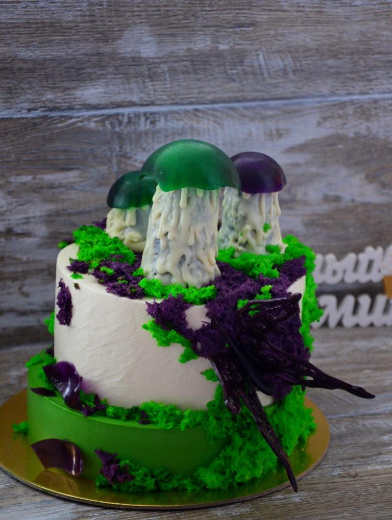 лесной торт