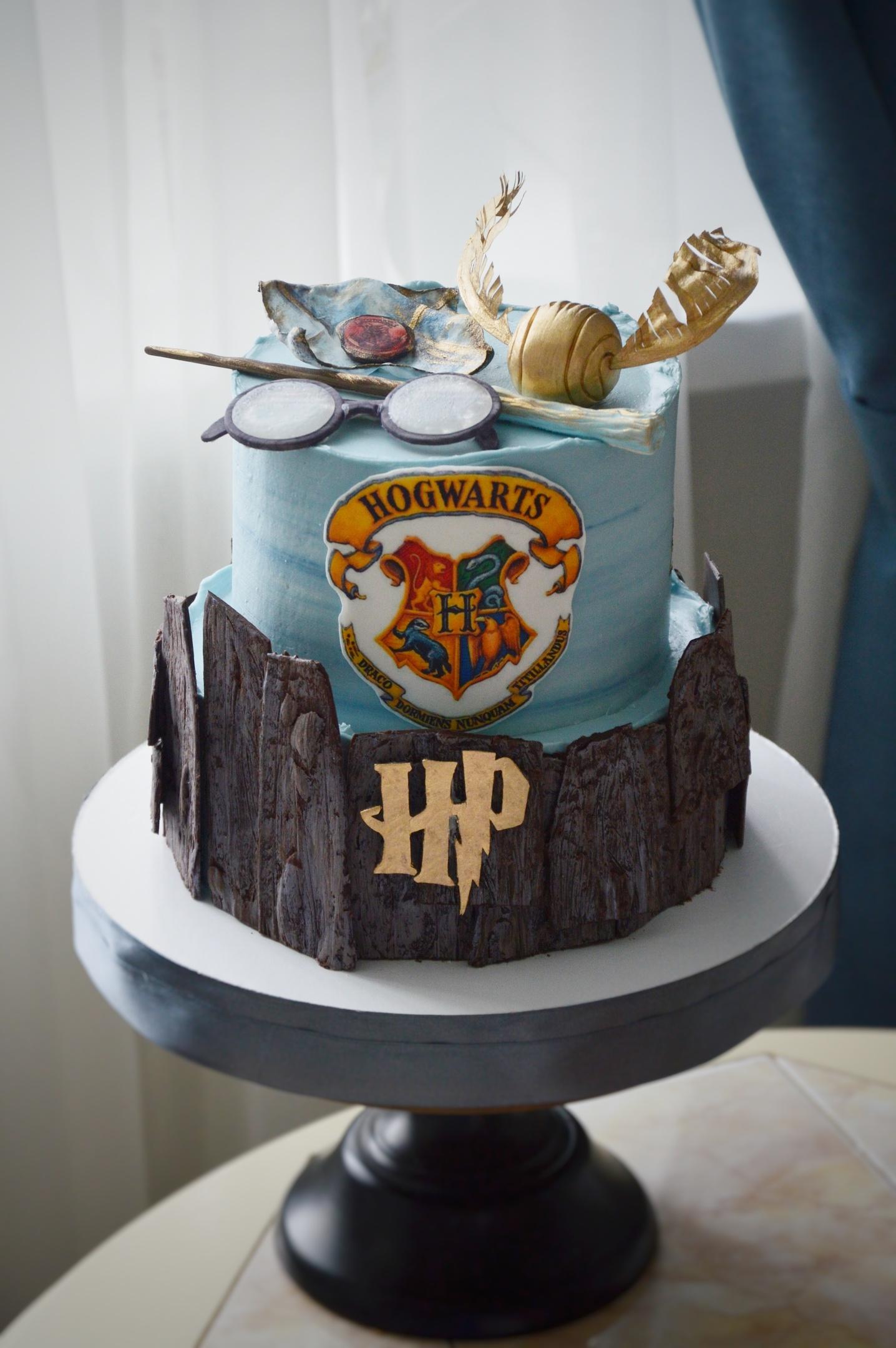 """Торт """"Гарри Поттер"""" - Домашняя кондитерская """"Вкусный Домик"""""""